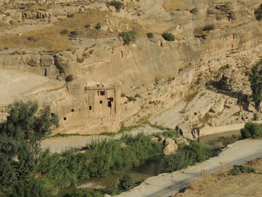 Khinis river