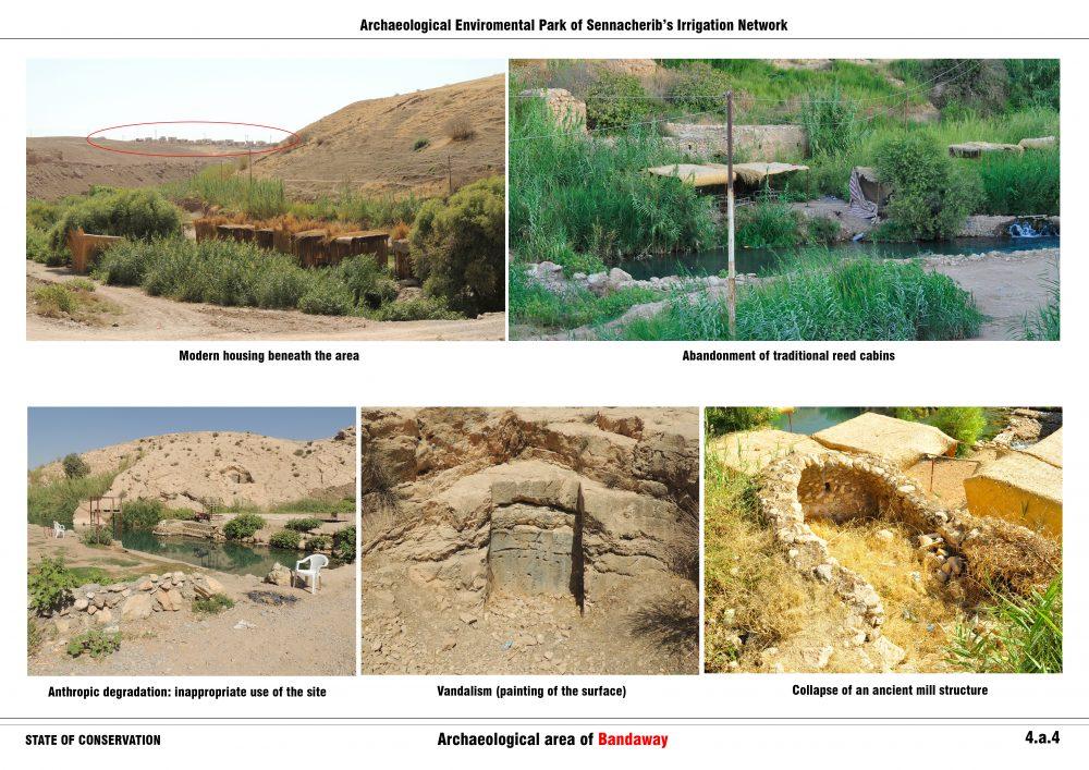 Archaeological area of Bandawai